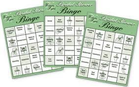 Wedding Bingo Words Victoria Lynn Bridal Shower Party Bingo Cards 24 Game Cards Fun For The Bridal Shower