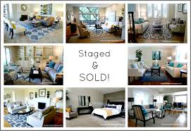 room staging home interior