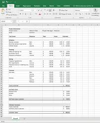 Ballpark Invoice How To Estimate Projects The Complete Guide To Project Budget