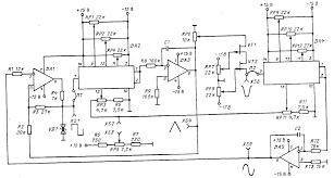 Функциональные элементы стенда Рис 2 11 Принципиальная схема генератора