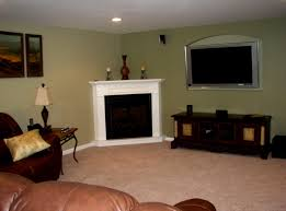how to arrange furniture in a small living room with corner decorations ening contemporary corner fireplace design