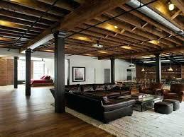 S Rustic Basement Ceiling Ideas Bedroom Ceilings Bar Decor