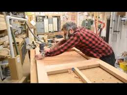how to make a front doorMaking A Front Door  YouTube