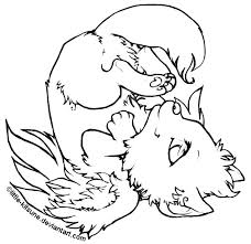 Free Wolf Coloring Pages Animal Jam For Adults Online J Free Wolf