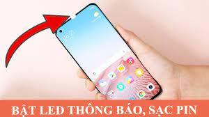 Mẹo hay Xiaomi - Cách bật đèn Led thông báo khi sạc Pin, nhận thông báo -  YouTube