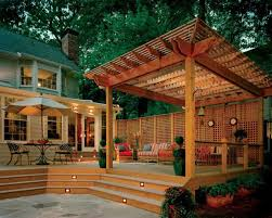 Backyard Deck Designs Plans Best Decoration