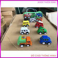 Set 6 ô tô đồ chơi cho bé giá cạnh tranh