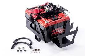 jk dual battery kit genesis offroad