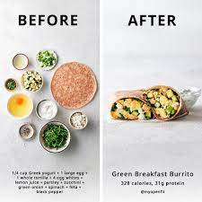 Make the most of leftover egg whites by whipping them into light desserts such as meringues, pavlovas and macarons or savoury dishes like frittatas or dumplings. Healthy Breakfast Burrito Recipe Including Make Ahead Tips Openfit