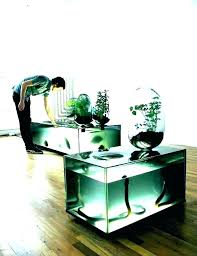 office desk aquarium.  Aquarium Desk Fish Tank Office Aquarium  Desktop In Office Desk Aquarium T