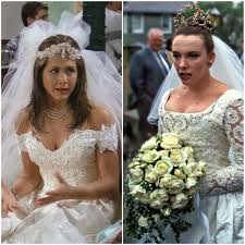 Wedding Dress Designer Games 35 Of The Most Trendsetting Wedding Gowns From Movies