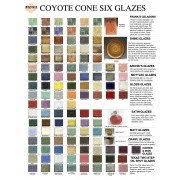 Coyote Pottery Glazes Big Ceramic Store