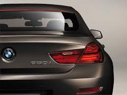 Bmw 650i Lights The New Bmw 650i Gran Coupe Exterior Led Rear Lights