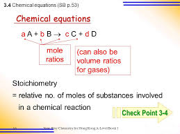 16 chemical equations