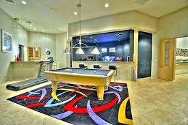 pool table rug area rug under pool table new architecture rugs with com size for table