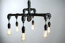 full size of real simple 9 light edison bulb led multi pendant style copper hanging kit