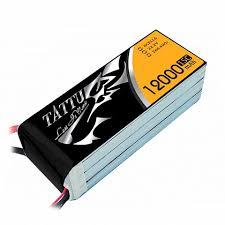 Купить <b>Аккумулятор Gens</b> ACE <b>TATTU Li</b>-<b>pol</b> 22.2V 12000mAh 15C ...