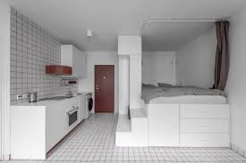 Micro Apartment Design Interesting Design Ideas