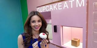 Cupcake Vending Machines