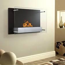wall mounted fireplace ethanol soho wall mounted bio ethanol fireplace