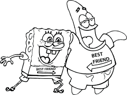 Spongebob Coloring Pages Online Cool Spongbob Coloring Pages