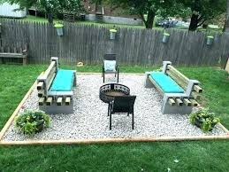 backyard swing chairs around fire pit ideas with cozy seating area outdoor wooden chair australia