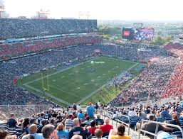 Titans Stadium Seating Chart Nissan Stadium Section 321 Seat Views Seatgeek