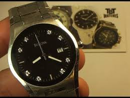 Bulova Watch Battery Replacement Chart How To Change Battery On Bulova Watch Model Number C8671464
