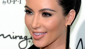 kim kardashian s makeup routine is she launching her own cosmetics collection