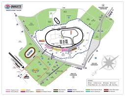Charlotte Motor Speedway Seating Chart Tickets Price And Events