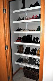 My DIY Shoe Closet