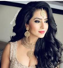 indian weddings magazine photo indian wedding hairstylesindian makeupunique
