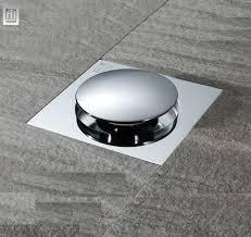 HIDEEP Bounce type Floor Drain Cover Washing Drainer Dedicated ...