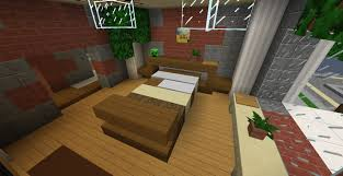 Antique Design Bedroom Minecraft Ideas. View By Size: 1366x705 ...