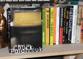 chuck palahniuk bibliography the cult fight club hardcover