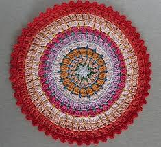Free Crochet Mandala Pattern Custom 48 Mandala Crochet Patterns To Bust Your Stash
