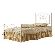 Off White Furniture Bedroom Shop Hillsdale Furniture Westfield Off White Twin Bed At Lowescom