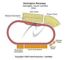 Darlington Raceway Tickets In Darlington South Carolina
