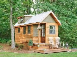 View in gallery Small tiny house cottage with only 204 square foot