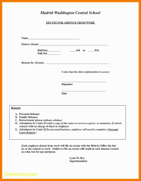 A Blank Doctors Note Doctors Note For Work Template Format Hospital Excuse Fake
