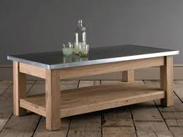 zinc top coffee table awesome bunching tables lift for uk zinc top coffee table