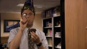 Office Birthday Birthday Office Gif Find Share On Giphy