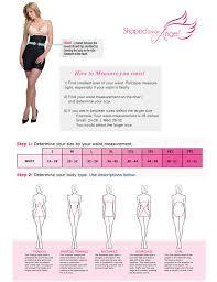 Women S Measurement Chart Body Size Calculator Chart Womens Shapewear Best Body Shaper