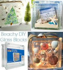 glass blocks for crafting can be purchased at your local craft or see sources