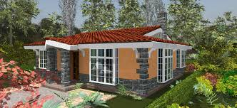 three bedroom house plan in rural kenya joy studio for kenyan house plans