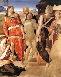 michelangelo buonarroti famous paintings