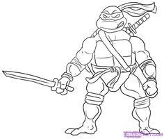 Small Picture ninja turtles sewer coloring pages Ninja Turtles Mask Coloring
