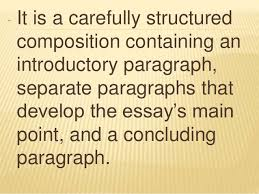 vignette and personal essay edtech 7