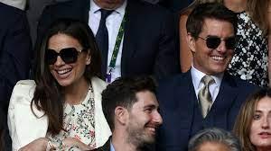 Schmachtende Blicke - Tom Cruise ...