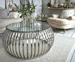 sidetables round silver side table coffee brilliant designs high definition nz